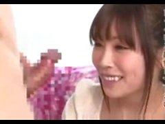 Riko yamaguchi first blowjob