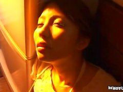Japanese Girls attacked lubricous cowgirl in bed.avi