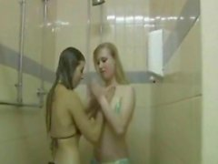 Scissor sisters are always horny