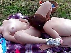 Russian girl teen sex videos Hot lesbians going on a picnic