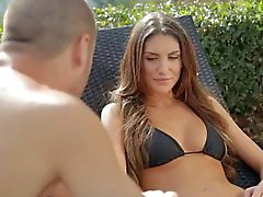 August Ames in Meant To Be