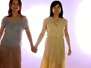 Japanese Lesbians (Young girls who love married women)