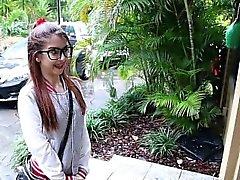 MyBabySittersClub - Petite Babysitter Fucked By Her Boss