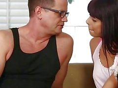18 Year Old Gina Wants BFFs Daddy