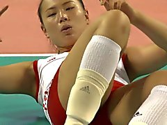 Volleyball Stretching 2