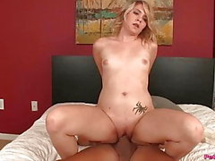 Studs Thick Cock Slides Into Tight Teen Pussy