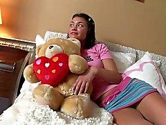 Melana russian teen anal