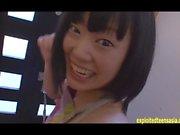 Jav Idol Tomomi Kai Fingers Herself Squirts Loads In The Hal