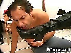 Seductive Hottie Femdom Hardcore Pounding