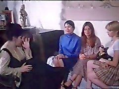 Drei Schulerinnen in Paris - 1979