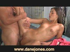DaneJones My gentleman lover cums twice for teen
