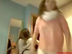 #0374 - Bazoocam girl having fun