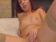 Hot Teen Couple Having a Passionate Sex Live