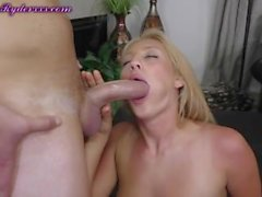 Addison Takes A LOOONG Dick. Amazing Popshot