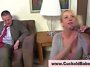 Young slut sucks black cock