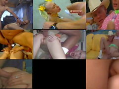 Little Cinderella - 9 scenes multiscreen