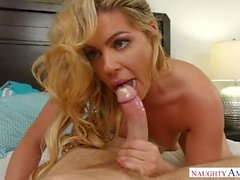 Step mom Nikki Capone helps sons out