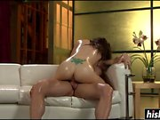 Sindee Jennings gets a rock solid cock
