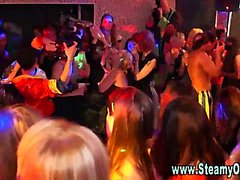 Party teens stripper blowjobs