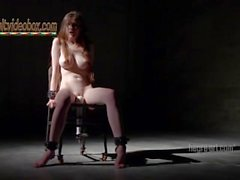 Young Amateur Teen Emily - Extreme Restraints Horny Teen 1PR47