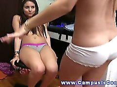 University teens get horny during a kinky party