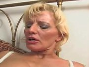 Hot milf and her younger lover 696
