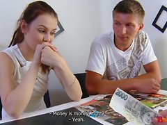 18 Videoz - She wants more cash and sex