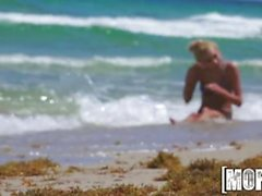 Mofos - Janice Griffith fucks the towel boy