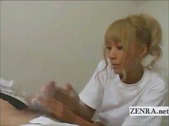 Japanese Penis Washing [with subtitles]