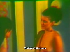 Young Mistress Follows the Sexual Path (1970s Vintage)