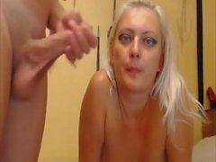 Hot Couple Facial After Doggie