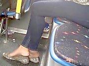 Bus shoeplay