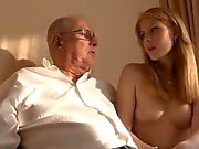 Old man lured to fuck a young girl