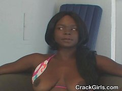 Dirty Black Crack Whore Sucking White Dick Point Of View