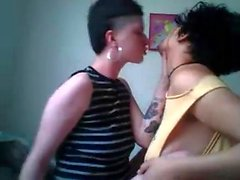 Hardcore fetish lesbian teen punks