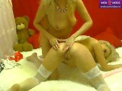 Russian lesbians Nastysha 14
