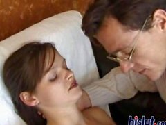 Blondie paired with Teena for an amateur orgy
