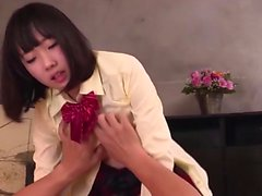 Jav Idol Rin Aoki Fucked In Her Uniform Uncensored Scene