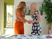 Making a girl on girl fucking movie with stepmom