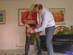 Bigass euro amateur banged doggystyle