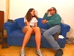 Z44B 861 Old Guy Gets Teen