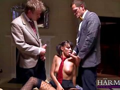 HARMONY VISION Punishing Young Harlot Melanie