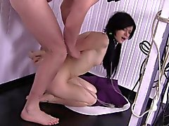 Beautiful Teen Slave 1