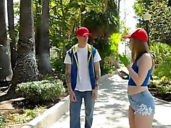 Pokemon Go And My Stepbro starring Dolly Leigh