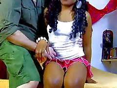 Home Video - Ebony Babe