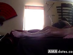 Amateur Masseuse Happy Ending