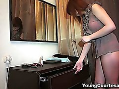 Young Courtesans - Sex for cash feels really good