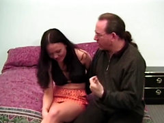 EDPOWERS - Vintage debutante Osama oral sex and anal riding
