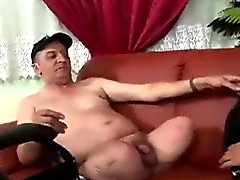 Kink Latina whore gets paid by a horny legless man