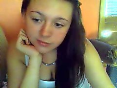 Webcamz Archive - Hot 18yo Beauty Playing The Omegle Game